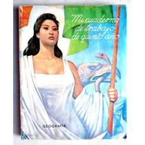 Libro Mi Cuaderno De Trabajo 5o. Año Geografía