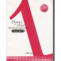 Planeacion Primaria Montenegro De 1° 6° (kit)