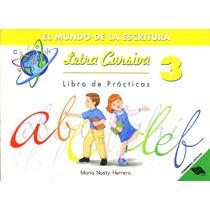 Letra Cursiva 3 - Nosty Herrero / Fernandez Editores