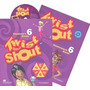 Twist And Shout Homework Book Students Book 6 With - Viv Lam