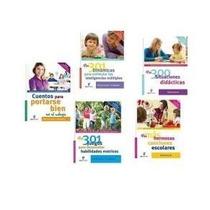 Biblioteca Practica De Educacion Preescolar 5 Vols Gil Edito