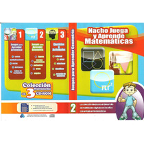 Nacho, Juega Y Aprende Matematicas Primaria