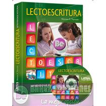 Lectoescritura 1 Vol + Cd Euromexico