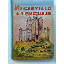 Libro Mi Castillo De Lenguaje