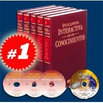Enciclopedia Interactiva De Los Conocimientos