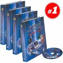 Ayúdame Con La Tarea Secundaria Interactiva 4 Vols + 1 Cd