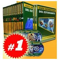 Guía Interactiva Del Estudiante 12 Vols + 8 Discos