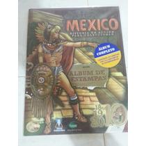 Álbum Historia De México En Acción