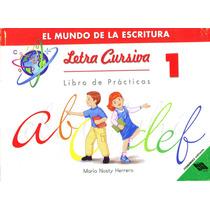 Letra Cursiva 1 - Nosty Herrero / Fernandez Editores