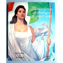 Libro Mi Cuaderno De Trabajo 6o. Año Historia Y Civismo