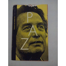 Libro Octavio Paz Palabras En Espiral