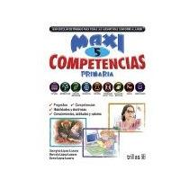 Libro Maxi Competencias Primaria 5