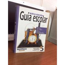 Guia Escolar Nueva Edicion Santillana Primaria Envio Grati