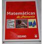 Matematicas De Primaria. Libro Y Cdrom