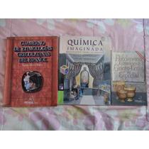Paquete De Libros 3pzas