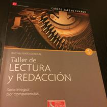Taller De Lectura Y Redacción 1