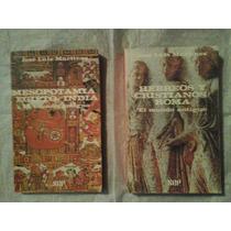 Libros- El Mundo Antiguo. Selección De Textos.
