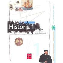 Historia 1 Secundaria Segundo Grado - Pablo Escalante Gonzal