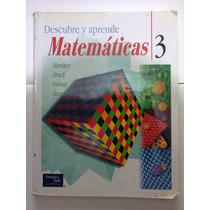 Descubre Y Aprende Matemáticas 3