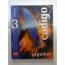 Código Español 3 Secundaria
