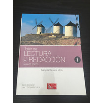 Taller De Lectura Y Redacción 1 Autor: Eva Lydia Oseguera