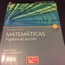 Matemáticas 1 Álgebra En Acción