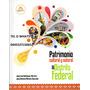Libro Patrimonio Cultural Y Natural Del Df