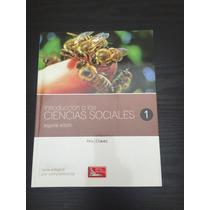 Introducción A Las Ciencias Sociales 1 Autor: Piña/ Chavez