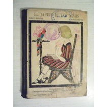 El Jardín De Los Niños. Libro Sexto. Abel Gamiz. Águilas.