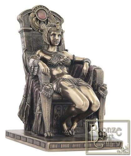 Escultura Egipcia Escultura Egipcia de Cleopatra