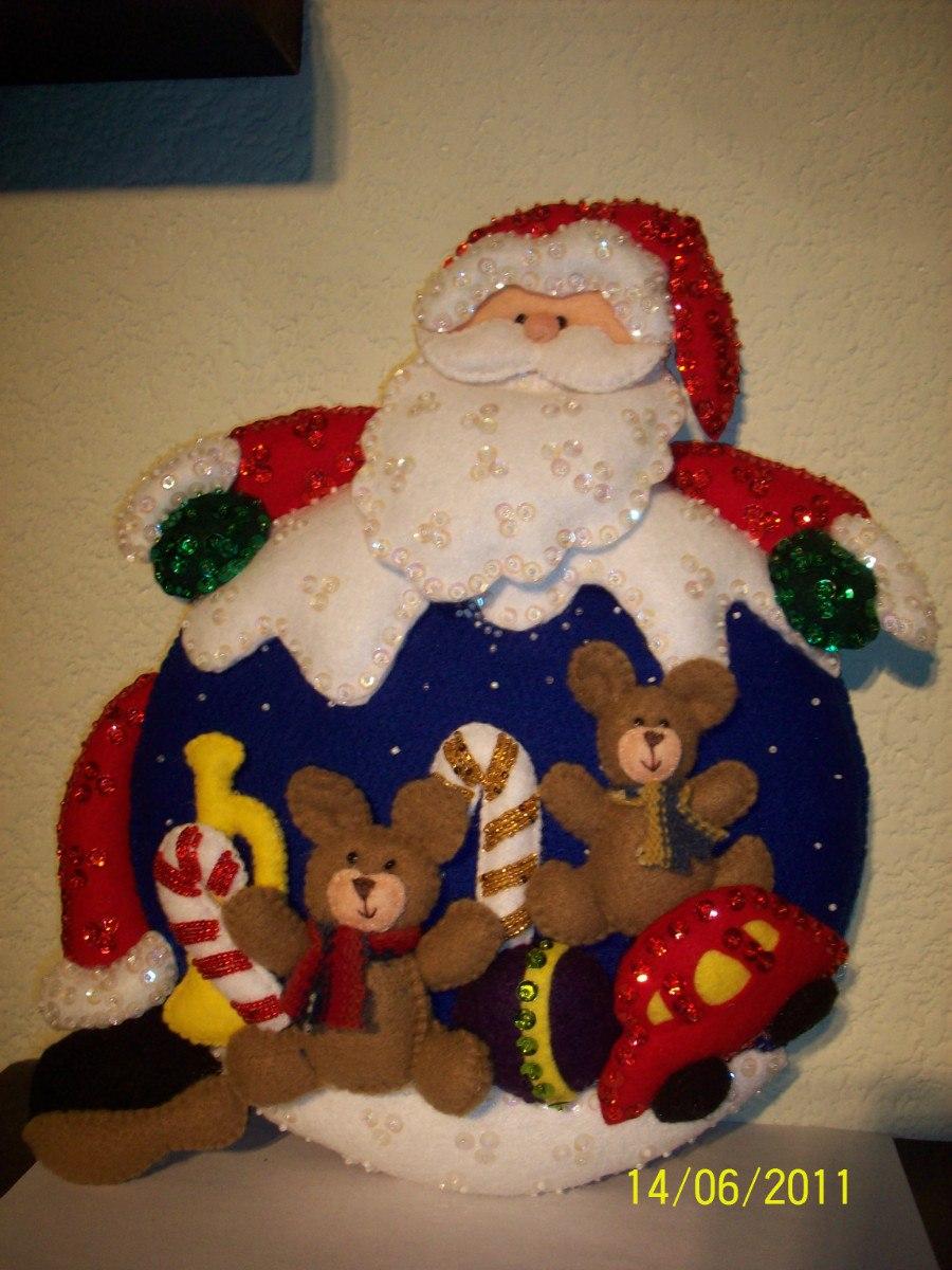 Cosas Hechas Con Fieltro Para Decorar En Navidad