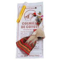 Amuleto Cubano Cósmico Del Coyote, Atrae Todo Lo Que Quieras