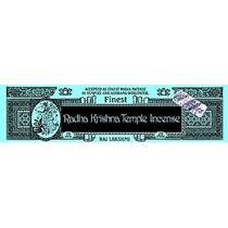 Incienso Radha Krishna Temple - Azul Aroma Raj Lakshmi