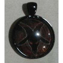 Dije Talisman Amuleto Bafomet Satan Lucifer