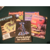 Libros:mundo 21,destino Y El Arte De Echar Las Cartas.vbf