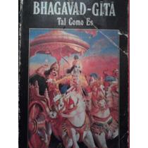 El Bhagavad Gita, Tal Como Es, Bhaktivedanta