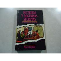 Misterios Y Doctrinas Secretas Autor: Bruno Nardini