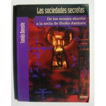 Tomas Doreste Las Sociedades Secretas Libro Mexicano 1996