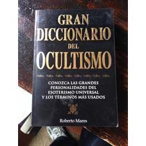 Libro Ocultismo