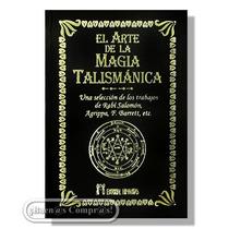 El Arte De La Magia Talismánica - Libro De Terciopelo