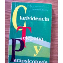Clarividencia-telepatía-parapsicología-aut-wolfran Spencer-