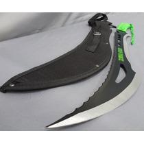 Espada Machete Zombie Killer Full Tang 100% Funcional Katana