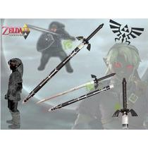 Espada Maestra De Dark Link De Zelda Con Funda Rigida
