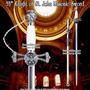 Espada Templaria De San Juan Del Cruzado Masónica Ritual