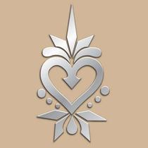 Corazón Excalibur, Espejos Creativos, Diseño Alternativo