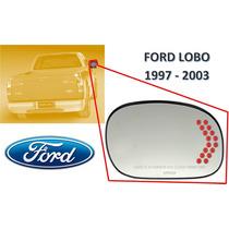 97-03 Ford Lobo Luna De Espejo Señal Direccional Doble Der.