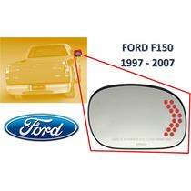 97-07 Ford F150 Luna De Espejo Señal Direccional Doble Der.
