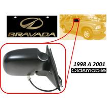 98-01 Oldsmobile Bravada Espejo Lateral Electrico Derecho