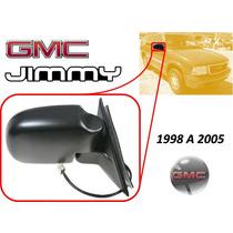 98-04 Gmc Jimmy Espejo Lateral Electrico Lado Derecho