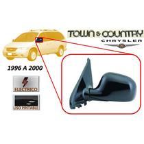 96-00 Chrysler Town & Country Espejo Electrico Izquierdo